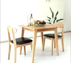 2 Chair Dining Room Set Small Table For Two