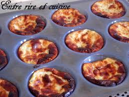 mini quiches sans pâte fromage blanc grana padano entre rire