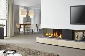 modernes wohnzimmer mit kamin gestalten 30 bilder neu