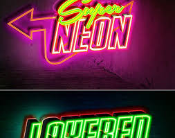 signs custom neon signs stunning neon wall signs neon sign
