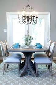 What Size Chandelier For Dining Room Small 7 Great Ideas