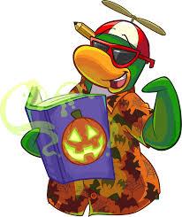 Club Penguin Pumpkin Stencils by Halloween Png