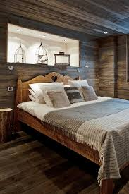 Innovative Spin Of The Rustic Bedroom Design Inspired Dwellings