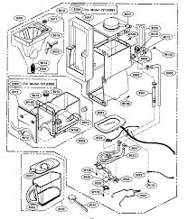 Kenmore Model 72163993300 Countertop Microwave Genuine Parts