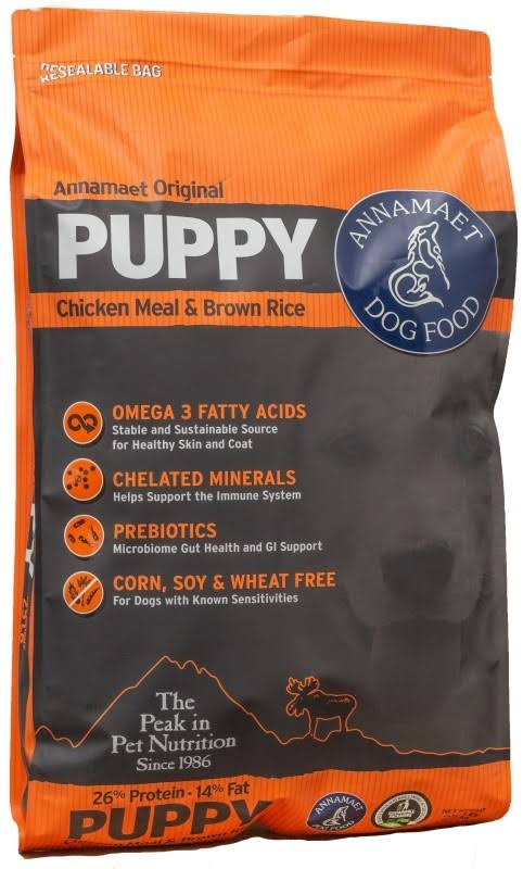 Annamaet Original Puppy Dry Dog Food, 25-lb Bag