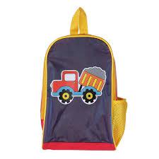 100 Monster Truck Backpack Hopscotch Lill Pumpkins