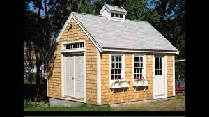 10x14 Garden Shed Plans by 2 Story Shed Plans Free Youtube