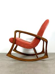 Vintage Mid Century Danish Modern Sculptural Rocking Chair ... Value Of A Danish Style Midmod Rocking Chair Thriftyfun Mid Century Armchair Teak Chair Wikipedia Vintage Midcentury Modern Wool White Tall Back In Gloucester Road Bristol Gumtree Wcaned Seat Nursery Royals Courage By Rastad Relling For Amazoncom Lewis Interiors Handcrafted Designer Edvard Design For The Home Nursing Sculptural