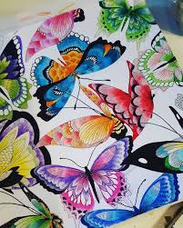 Finish A Coloring Book