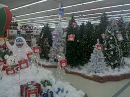 Real Christmas Trees Kmart by Decided To Venture Into The Local Kmart Wasn U0027t Expecting To Step