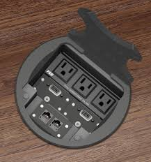 Hubbell Floor Boxes B2422 by Floor Design Walker Floor Boxes 880mp