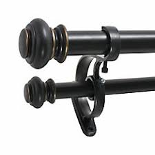 Levolor Curtain Rods Canada by Shop Curtain Rods U0026 Hardware At Homedepot Ca The Home Depot Canada