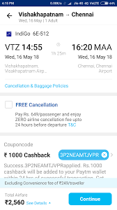 Paytm: Rs.1000 Cashback On Flight Tickets (Min Booking 2000) | DesiDime 30 Off Air China Promo Code For Flights From The Us How To Use Your Traveloka Coupon Philippines Blog Make My Trip Coupons Domestic Flights 2018 Galeton Gloves Omg There Is A Delta All Mighty Expedia Another Hot Deal 100us Off Any Flight Coupon Travelocity Airfare Code Best 3d Ds Deals Discount Air Canada Renault Get 750 Cashbackmin 3300 On First Flight Ticket Booking Via Paytm To Apply Discount Or Access Your Order Eventbrite The Ultimate Guide Booking With American Airlines Vacations 2019 Malaysia Promotions 70 Off Tickets August Codes