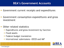 Bea National Economic Accounts Bureau Of Bea S Government Accounts Facing Challenges Brian C Moyer