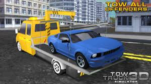 100 3d Tow Truck Games Amazoncom Simulator 3D Appstore For Android