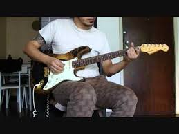 Relic Custom Shop John Mayer Black One Stratocaster