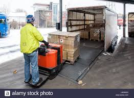 Loading A Truck On The Ramp Stock Photo: 132171245 - Alamy Discount Ramps 60 Loading Ramp Attaching Lip Bracket For Truck And Trailer Ezaccess Shop At Lowescom Alinum Trifold Atv 68 Long Lawnmower Arched Pair Florist Lorry With Stock Photo Picture And My Homemade Sled Ramp Arcticchatcom Arctic Cat Forum Load Golf Carts More Safely With Loading Ramps By Longrampscom How To Use A Moving Insider Container Hydraulic Dock Truck Installation Man Attempts An On Pickup Jukin Media