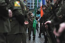 100 Brian Kiernan The Rising Revisited In Ireland The Past Is Still Painfully