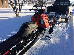 100 Aluminum Loading Ramps For Pickup Trucks Bosski RevArc Snowmobile Ramp Review SnoWest Magazine