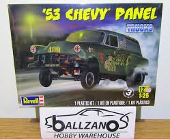 Revell 4189 1953 Chevy Panel Truck 1//25 Scale Model Kit Christmas ... 10 Vintage Pickups Under 12000 The Drive 1953 Chevygmc Pickup Truck Brothers Classic Parts Ford Fr100 Panel Cammer Side Angle 1920x1440 Wallpaper Chevrolet For Sale Classiccarscom Cc1055873 Rare Custom Built 1950 Double Cab Youtube Chevy 1949 1951 1952 49 50 51 52 Panal Van Rat 1954 Hot Rod Network 4719551 Suburban Bolton S10 Frame Swap