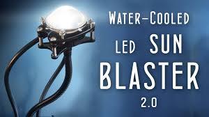 1000w equiv watercooled led diy sun blaster 2 0