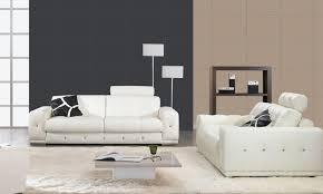 Decoro White Leather Sofa by Beautiful White Leather Recliner Sofa Set Grey Nobis Outlet