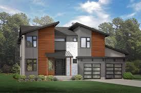 100 Modern Style Homes Design House Plan 4 Beds Baths 4750 SqFt Plan