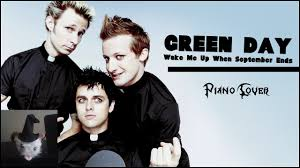 Corpse Bride Tears To Shed Guitar Chords by Green Day Wake Me Up When September Ends Piano Cover Youtube