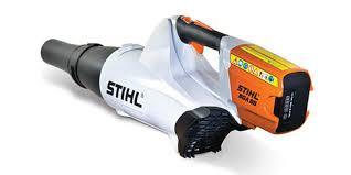 12995 Stihl BGA 85 Cordless Handheld Blower