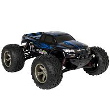 Remote Control Monster Truck, High Speed Off Road Electric, RC Car ... Distianert 112 4wd Electric Rc Car Monster Truck Rtr With 24ghz 110 Lil Devil 116 Scale High Speed Rock Crawler Remote Ruckus 2wd Brushless Avc Black 333gs02 118 Xknight 50kmh Imex Samurai Xf Short Course Volcano18 Scale Electric Monster Truck 4x4 Ready To Run Wltoys A969 Adventures G Made Gs01 Komodo Trail Hsp 9411188033 24ghz Off Road
