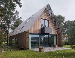 100 Villa Architect Forest Villa Voorschoten Reynaers Aluminium