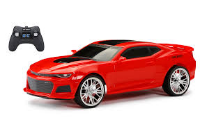 100 New Bright Rc Truck 112 RC Chargers Camaro SS Red Remote RC Toy Hobby Car