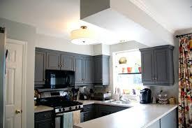 semi flush kitchen lighting fixtures mobcart co