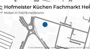 hofmeister küchen fachmarkt heilbronn salzstraße in