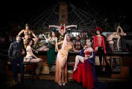 Bathtub Gin Nyc Burlesque by Hottest Burlesque Shows In New York City Thrillist