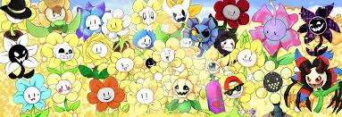 Golden Flowers Garden Flowey Au Crossover By Cookiebread091 Daeabjd