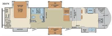 Montana Fifth Wheel Floor Plans 2004 by New 2017 Palomino Columbus F386fk Fifth Wheel At Ac Nelsen Rv