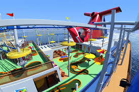 Carnival Paradise Cruise Ship Sinking by Nick U0027s Cruise Corner Carnival Cruises Takes Delivery Of The New