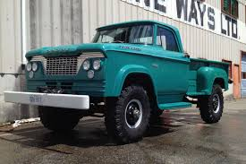 100 1962 Dodge Truck Power Wagon W300 S Power Wagon