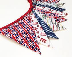 British Flag Decor London Bus Home
