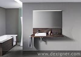 roll under vanities by duravit delosuniversal design style