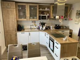 nolte küche inkl e geräte küchenzeile insel