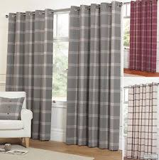 Plum And Bow Curtains Uk by Grey Curtains And Blinds Ebay