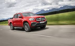 2018 Mercedes-Benz X-class Pickup First Drive | Review | Car And Driver Mercedesbenz Introduces Two Pickup Truck Concepts The Xclass Is Mercedesbenzs Firstever Pickup Truck Equity X Class With A Camper Insidehook Monster Is A 6x6 Carbon Fiber Maxim High Fashion Living Reveals Midsize Concept Photo Image First Of New Kind From 6wheel Mercedes Custom Of Your Nightmares Yes Theres Heres Why Meets Lifestyle Hicsumption