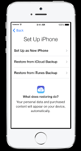 How to restore photos from iTunes backup of iPh