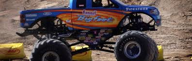 100 Bigfoot Monster Truck History Nation Takes Over Ford Park February 1920 2016