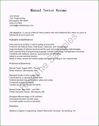 Manual Testing Resume Sample For 1 Year Experience ... 10 Ecommerce Qa Ster Resume Proposal Resume Software Tester Sample Best Of Web Developer Awesome Software Testing Format For Freshers Atclgrain Userce Sign Off Form Checklist Qa Manual Samples For Experience 5 Years Format Experience 9 Testing Sample Rumes Cover Letter Templates Template 910 Examples Soft555com Inspirational Fresh Unique