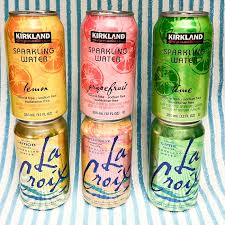 Costco Rivals LaCroix With New Sparkling Water Flavors