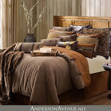 Delectably Yours Highland Lodge Bedding Comforter Set By HiEnd Accents