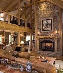 Simple Log Home Great Rooms Ideas Photo log homes log home floor plans log cabins log houses log